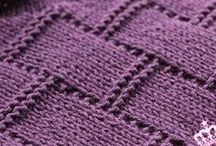 Ручное вязание - образцы / Вязание, образцы, узоры. Некоторые узоры можно использовать и для машинного вязания.
