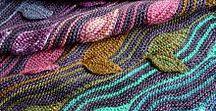 Ручное вязание - техника