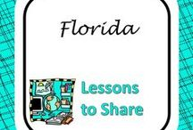 Florida / Resources for teaching about Florida across the content areas.