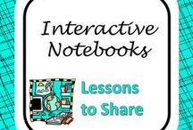 Interactive Notebooks / Advice, examples, and downloads to support using interactive notebooks in any class.