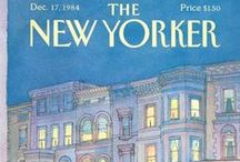 "The New Yorker | / ""I'm a New Yorker, and I jaywalk with the best of them."" - Sonia Sotomayor"