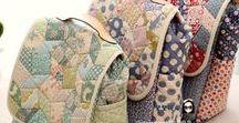 Сумки, сумочки, кошелечки / Сумки сшитые из ткани и не только