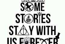 Fandoms / Mostly Harry Potter
