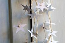 Garland / Ornament / Frag / Mobile / by Toshiko Uchino