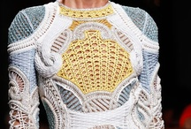 crochet and fiberarts / by Evelyn Chow