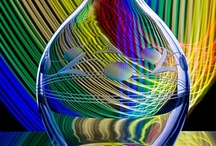 glass arts / love the designs and colors that glass portrays.  please check out my other boards under color names. / by Evelyn Chow