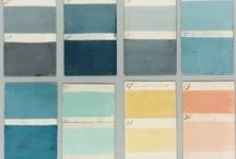 colours / by Alice Guazzo