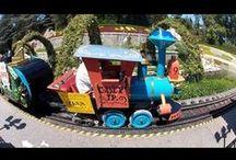 Disneyland Ride Videos
