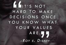 Corporate Culture // Values, Mission, Vision