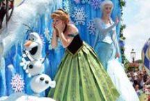 Walt Disney World Parades