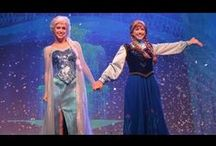 """Disney Frozen / Anything """"Frozen"""" related - meet and greets, interviews, our review."""