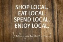 Eat. Drink. Local Food.