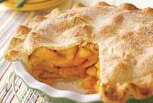 Baking---pies, tarts, etc. / by Evelyn Thiele