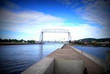 Eat. Drink. We <3 Duluth! / Duluth, Minnesota = perfect.