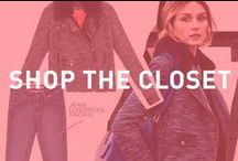 Shop The Closet / Campaign Looks by Olivia Palermo