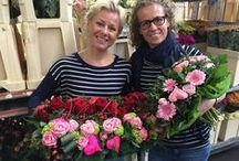Inspiration / Creative with flowers Available at www.barendsen.nl