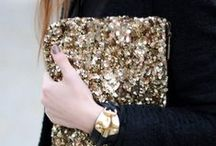 Holiday Fashion / time for sparkles and holiday cheer. A little fashion inspiration for those festive moments...