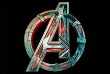 The Avengers / THE AVENGERS!!!!! Oh my gosh. I love this so much. AGE OF ULTRON IS EPIC!!!!! IT'S SO AWESOME!!! I actually cried a little because of its beauty... / by Nicole The Person