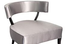 Chairs & Seating / Shelley Starr Exclusive Collection of custom made chairs.