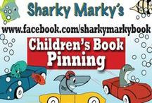 "Pin a Child's Book / Pin a child's book, children's book, picturebook and juvenile literature. CHILDREN'S LITERATURE ONLY. If I miss a violation please let me know if a pin breaks the rules so I can REMOVE IT. Have fun! ~Sharky Marky author Lance Olsen~""The Sharky Marky picturebook series is where inspiration, education and kindness collide with an undersea  rip-roaring car racing adventure!"" ages: 3-7 by Lance Olsen  Sharky Marky and the Big Race and Sharky Marky and the Scavenger Hunt:An Alphabetic Adventure"