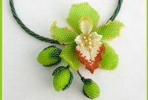 Gioielli con perline / bead Jewerly