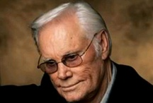Miss You George Jones / Wow, what a walk down memory lane I just had making this board. RIP George. A true legend. 4/26/13