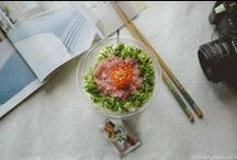 Japanese Food / Pictures of some of the most delicious Japanese Cuisine by myself & others. Recipes for many photos as well.