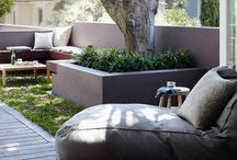 Contemporary Garden Design / Designing for Australian climate & lifestyle.....