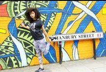 | Street Style  | / Sporty Street Style Inspired Looks