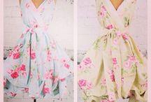 Florals / Pretty Floral Dresses