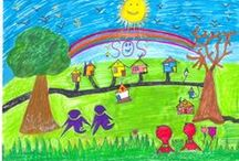 Drawings by SOS Children