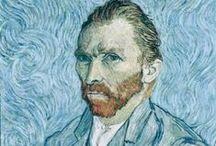 Van Gogh - Year 9 Art