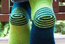 pletení, háčkování