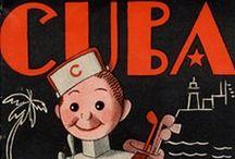 Affiches de Cuba
