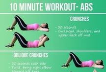 Fitness ,exercises and workouts