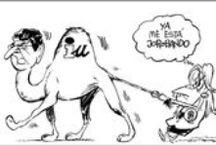 Política y políticos / Viñetas y tiras sobre política y políticos