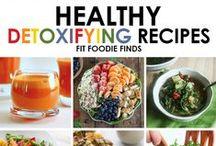 Healthy ways to Detoxify