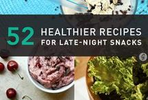 Healthy & Delicious Snacks! / Healthy and tasty any time of the day makes everyone happy!