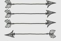 ♡ Pijlen/arrows ♡