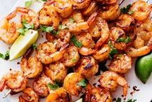 Healthy Seafood Recipes / Delicious and healthy seafood recipes made with sustainable seafood!