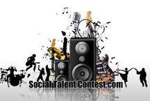 Social Talent Contest / Il primo social indipendente per musicisti, band, cantanti e artisti in genere, sul quale è possibile condividere il vostro talento. Nessun giudice, se ti seguono, ti votano, ti commentano, ti condividono, ti fanno crescere. Nessun limite di età. Pubblica la tua musica direttamente da YouTube, Facebook, SoundCloud e decine di altre piattaforme. Iscrivetevi e diffondete: è gratis e per sempre.