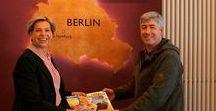 Charity / Das Golden Tulip Berlin - Hotel Hamburg unterstützt Die Arche e.V.