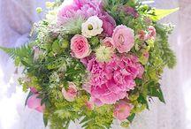 Brautstrauß / Alles mit und um Brautsträuße für jede Jahreszeit
