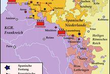 Historische landkaarten