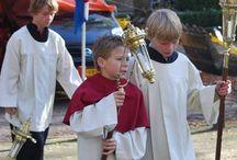 Gerardus Majella processie Overdinkel