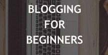 Blogging for beginners / Blogging for beginners, how to start a blog, WordPress for beginners, writing tips, business blogging for online teachers, coaches, teacherpreneurs, and infopreneurs