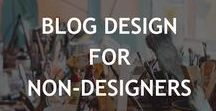 Blog design for non-designers / DIY blog design, creating graphics with Canva, Canva tips, free stock photos, easy design for online teachers, coaches, teacherpreneurs, infopreneurs, and bloggers