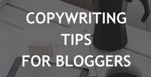 Copywriting tips for bloggers / How to write web copy, about page, home page, contact page, services, sales page, and other tricks for online teachers, coaches, teacherpreneurs, infopreneurs, and bloggers