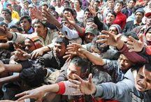Lampedusa chaos