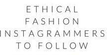 Sustainable Fashion Bloggers / sustainable fashion bloggers, ethical fashion bloggers, eco-friendly fashion bloggers, zero waste fashion bloggers, slow fashion bloggers, green fashion bloggers, sustainable style inspiration